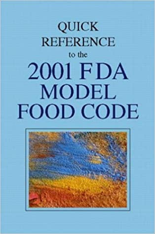 Image result for food code 2001