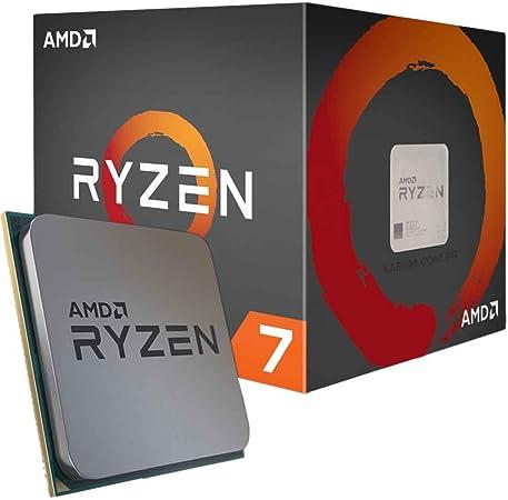 Amazon Com Amd Ryzen 7 1700x Computers Accessories