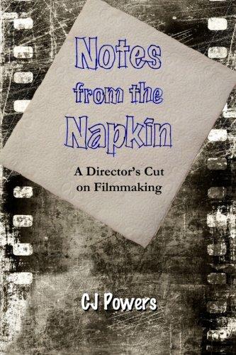 Notes Napkin Directors Cut Filmmaking product image