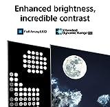 Sony X900H 55 Inch TV: 4K Ultra HD Smart LED TV