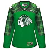 Chicago Blackhawks Ladies St. Patrick's Day Replica Jersey
