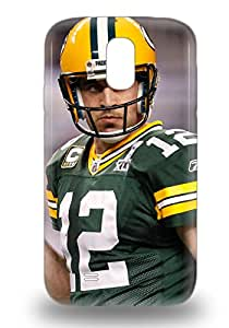 Galaxy S4 3D PC Case Cover Slim Fit Tpu Protector Shock Absorbent 3D PC Case NFL Green Bay Packers Aaron Rodgers #12 ( Custom Picture iPhone 6, iPhone 6 PLUS, iPhone 5, iPhone 5S, iPhone 5C, iPhone 4, iPhone 4S,Galaxy S6,Galaxy S5,Galaxy S4,Galaxy S3,Note 3,iPad Mini-Mini 2,iPad Air )