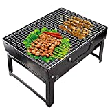 Royal Dawn To Dusk Premium Barbecue Grill + 3 Skewers