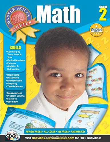 Read Online Math, Grade 2 (Master Skills) ebook