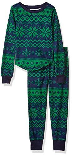 the childrens place boys christmas pajama set