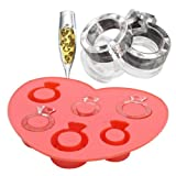Vktech Ice Ring Maker Mold