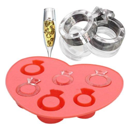 Vktech Ice Ring Maker Mold