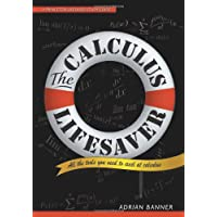 The Calculus Lifesaver: All the Tools You Need to Excel at Calculus (ISE)