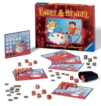 Engel Und Bengel ravensburger engel und bengel familienspiel amazon de spielzeug