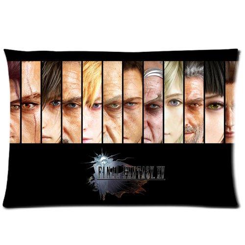 Final Fantasy Xv Pillowcases(Fundas para almohada) Custom ...