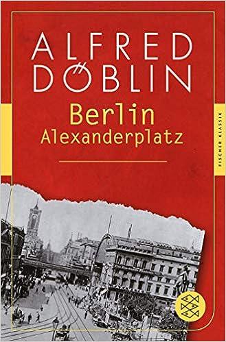Berlin Alexanderplatz Die Geschichte Vom Franz Biberkopf 90458 Amazon Es Dblin Alfred Libros En Idiomas Extranjeros