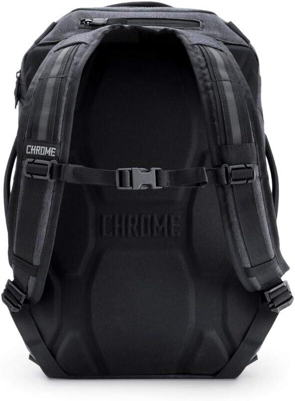 Chrome Industries Summoner Backpack Travel Pack 15-inch Laptop Sleeve 32L Black