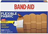 Best Adhesive Bandages - Band-Aid Adhesive Bandages, Flexible Fabric, All One Size Review