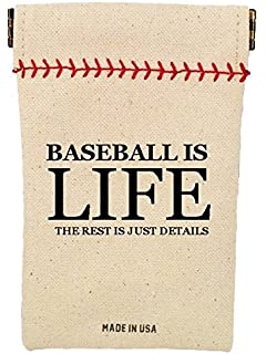 Amazon com: Baseball's Customized Seed Sack (Black) for