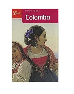 Colomba, Mérimée, Prosper