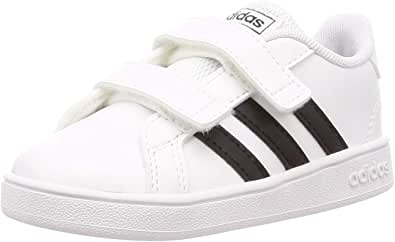 adidas Grand Court I, Zapatillas de Estar por casa Unisex niños