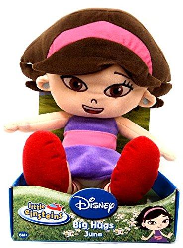 Fisher-Price Disney Little Einsteins Big Hugs June -