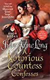 A Notorious Countess Confesses: Pennyroyal Green Series by  Julie Anne Long in stock, buy online here