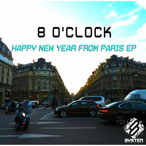 happy new year from paris