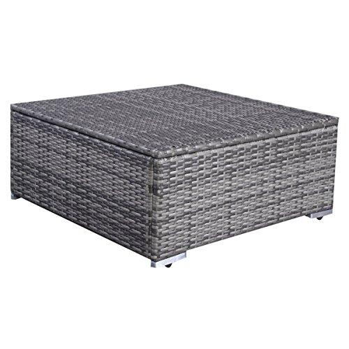 Tangkula Patio Furniture Set 6 Piece Outdoor Lawn Backyard