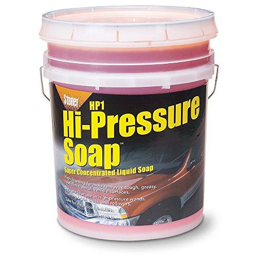 Stoner Car Care 91247 Hi-Pressure Super Concentrated Soap, 5 gallon by Stoner Car Care
