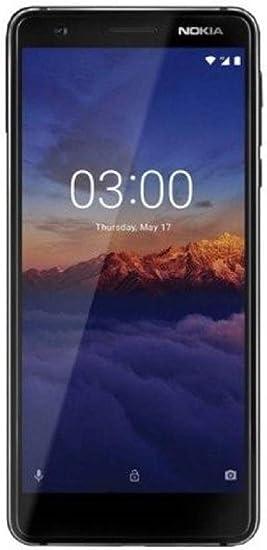 finest selection 2d11b c0513 Nokia 3.1 (Black, 32GB)
