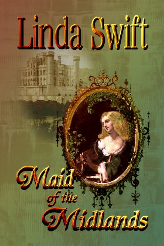 Book: Maid of the Midlands by Linda Swift