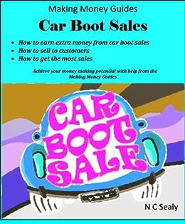 Making Money At Car Boot Sales
