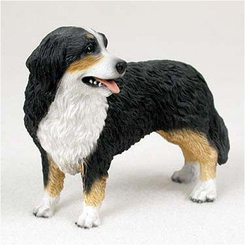 Bernese Mountain Dog Original Dog Figurine (4in-5in)