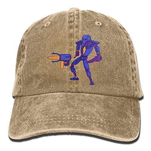 Hats Hat Cowgirl Cap Sport Denim Men Robot for Women Skull DEFFWB Skeleton Cowboy zwdOfzq