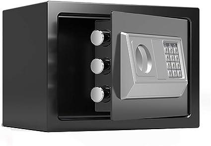 Caja Fuerte ZCF Mini Cajas Fuertes, Seguridad electrónica Caja ...