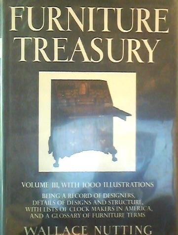 Furniture Treasury, Vol. 3