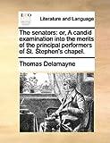 The Senators, Thomas Delamayne, 117050857X