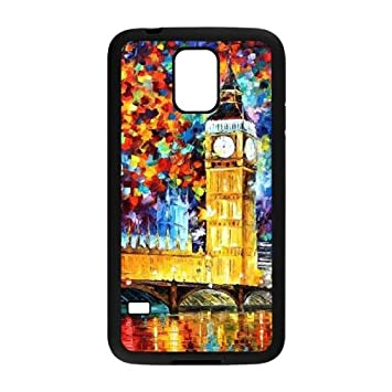 London Diy Cell Phone Case For Samsung Galaxy S5 I9600