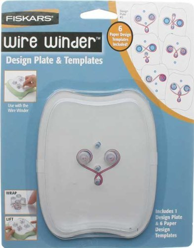 Fiskars - Wire Winder - Design Template Spiral Hearts by So You Kits ...