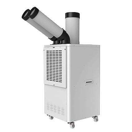 DOROSIN Portable Air Conditioner, 12000 BTU Mobile Industrial Commercial Spot AC Air Cooler Conditioner Dehumidifier