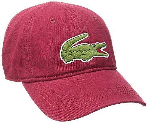 d07911cf3e4 Lacoste Men s Classic Large Croc Gabardine Cap