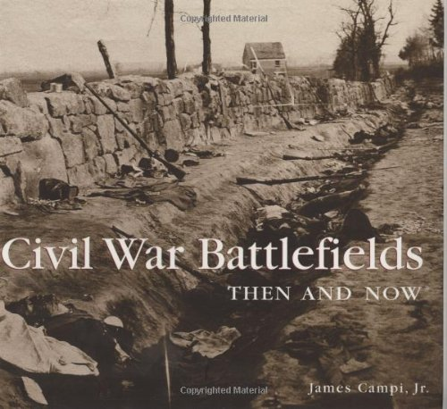 Download Civil War Battlefields Then and Now (Compact) ebook