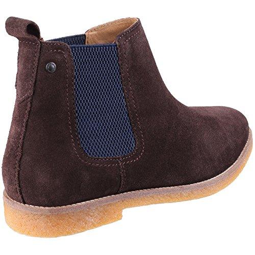 Base London Herren Ferdinand Boots, Braun Brown