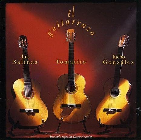 El Guitarrazo: Salinas, Tomatito: Amazon.es: Música