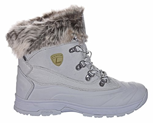 Lutha Outdoor Blanc White London Multisport natural Femme Chaussures rqnRZBr