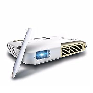 nierbo 4 K proyector (interactiva 1080P Full HD DLP proyector ...