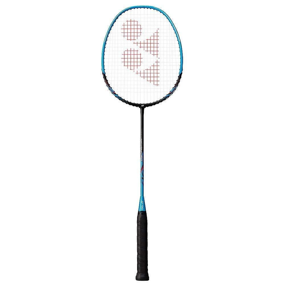 Yonex NANORAY Series Badminton Racket with a Half-length Cover (Nanoray 20 (Blue)) by Yonex (Image #1)