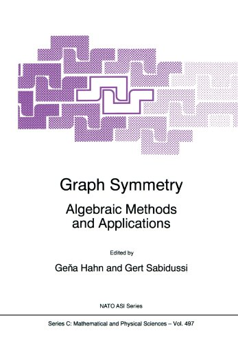 Graph Symmetry: Algebraic Methods and Applications (Nato Science Series C:)