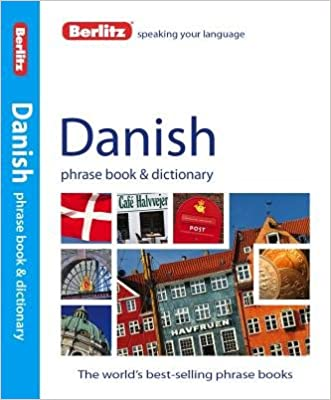 Berlitz: Danish Phrase Book & Dictionary