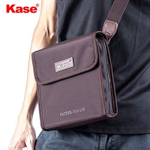 Kase K150 150mm Filter Storage Bag fits Holder & 10 Filters 150 x 170mm Wallet/Case/Pouch
