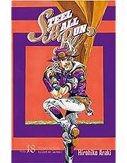 Jojo's - Steel Ball Run T18
