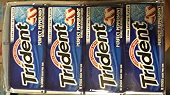 Trident V/P Perfect Peppermint 12 Count