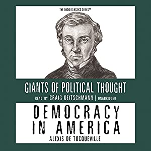 Democracy in America Audiobook