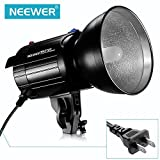 Neewer 400W 5600K Bowens Mount Flash Strobe Light Monolight for Portrait Photography,Studio and Video Shooting MT-400AM